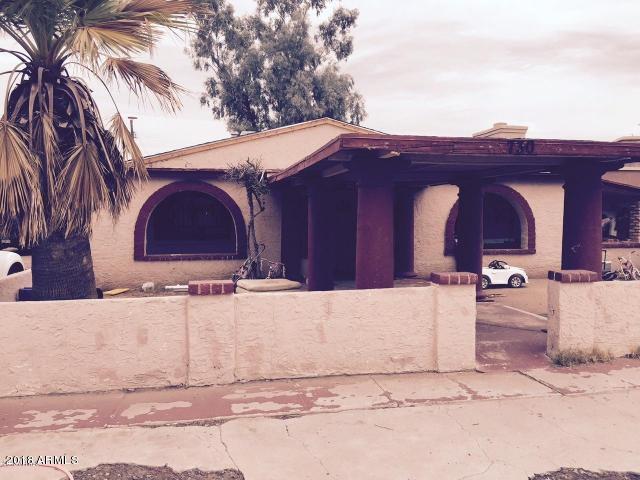 730 W Cocopah Street, Phoenix, AZ 85007 (MLS #5749038) :: Occasio Realty