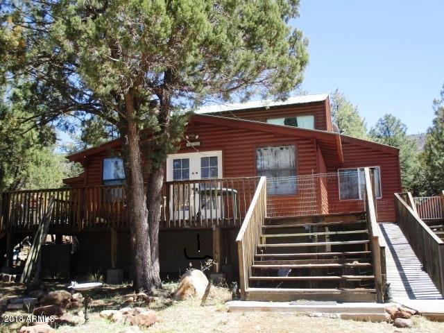 4089 N Mistletoe Drive, Pine, AZ 85544 (MLS #5749168) :: Occasio Realty