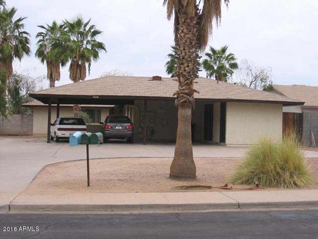4826 E Caballero Circle, Mesa, AZ 85205 (MLS #5749492) :: The Daniel Montez Real Estate Group