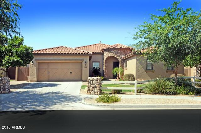 3829 E Old Stone Circle S, Chandler, AZ 85249 (MLS #5749735) :: Essential Properties, Inc.