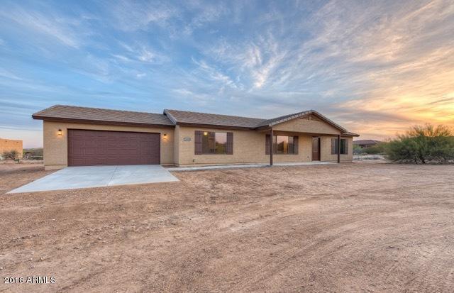 3309 S 196TH Lane, Buckeye, AZ 85326 (MLS #5750598) :: My Home Group