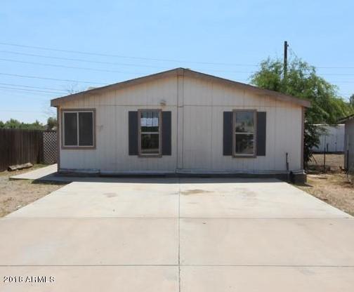 871 N Main Street, Coolidge, AZ 85128 (MLS #5751143) :: Keller Williams Legacy One Realty