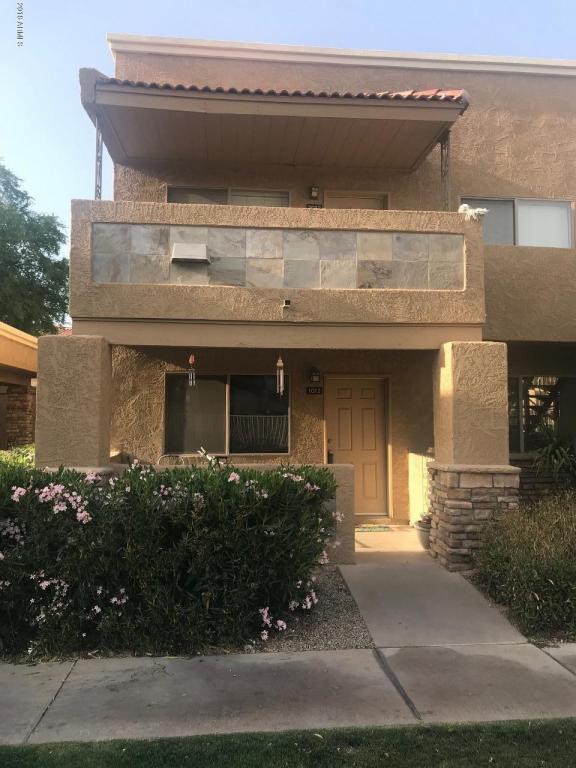 303 N Miller Road #1012, Scottsdale, AZ 85257 (MLS #5751535) :: Brett Tanner Home Selling Team