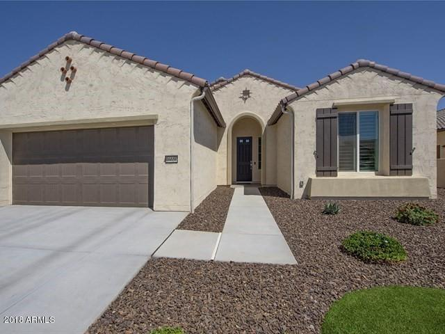16658 W Monte Vista Road, Goodyear, AZ 85395 (MLS #5752077) :: Desert Home Premier