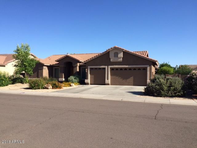 7431 W Tumblewood Drive, Peoria, AZ 85382 (MLS #5752627) :: Revelation Real Estate