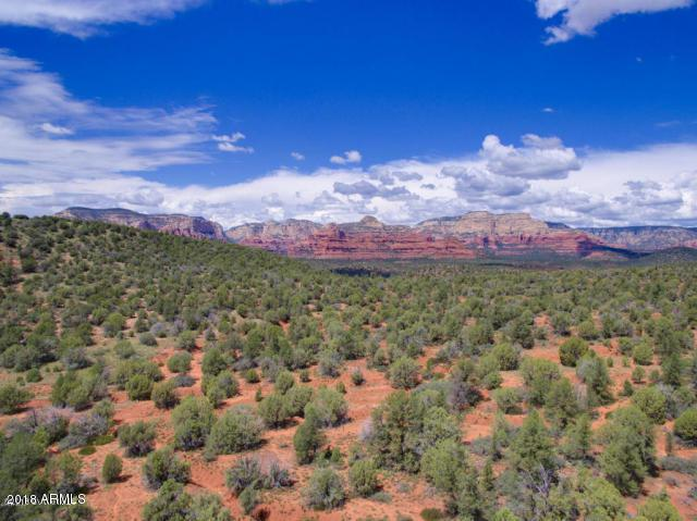 10 Tourmaline Drive, Sedona, AZ 86336 (MLS #5753154) :: Brett Tanner Home Selling Team