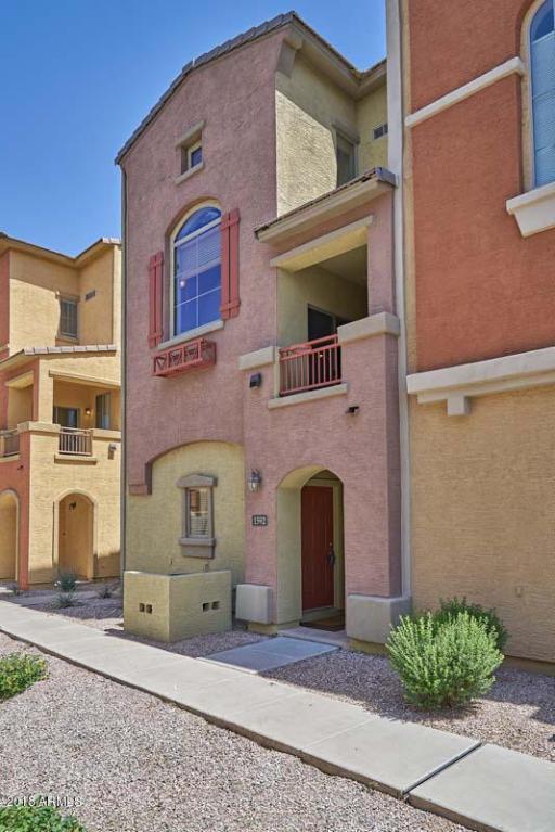 2402 E 5TH Street #1592, Tempe, AZ 85281 (MLS #5753305) :: Brett Tanner Home Selling Team