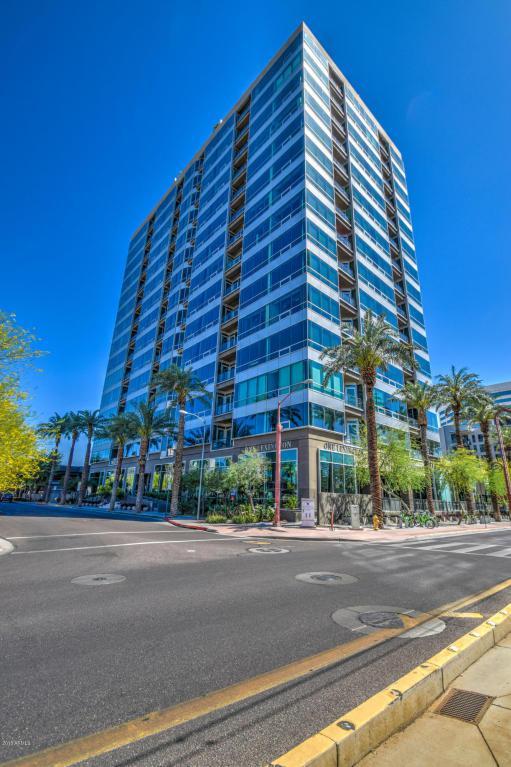 1 E Lexington Avenue #1001, Phoenix, AZ 85012 (MLS #5754050) :: Brett Tanner Home Selling Team