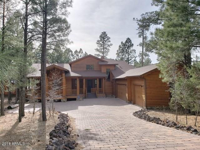1680 Snowberry Loop, Show Low, AZ 85901 (MLS #5754181) :: Occasio Realty