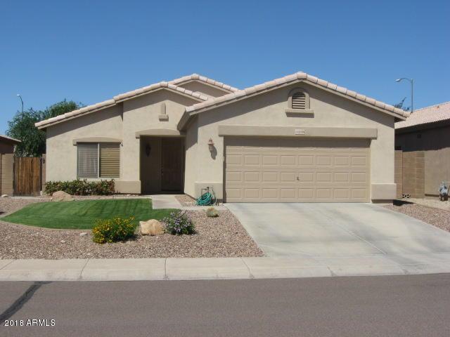 21278 N 94TH Lane, Peoria, AZ 85382 (MLS #5754934) :: Santizo Realty Group