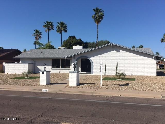 534 E Winged Foot Road, Phoenix, AZ 85022 (MLS #5754981) :: The Daniel Montez Real Estate Group