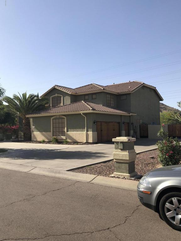 5512 W Northwood Drive, Glendale, AZ 85310 (MLS #5755115) :: Santizo Realty Group