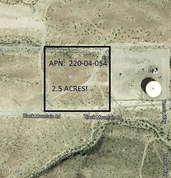 2420 Black Mountain Road, Bullhead City, AZ 86442 (MLS #5755700) :: Arizona 1 Real Estate Team