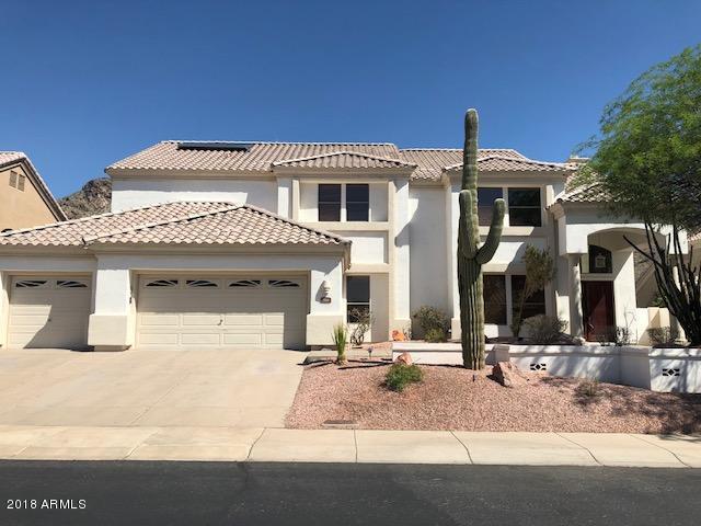 916 E Desert Flower Lane, Phoenix, AZ 85048 (MLS #5755729) :: Essential Properties, Inc.