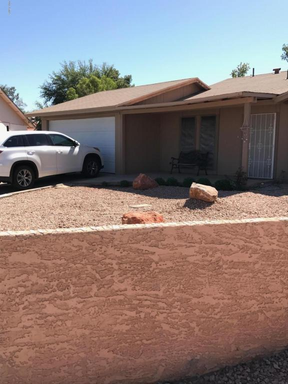 3005 N Comanche Drive #1, Chandler, AZ 85224 (MLS #5755971) :: The Everest Team at My Home Group