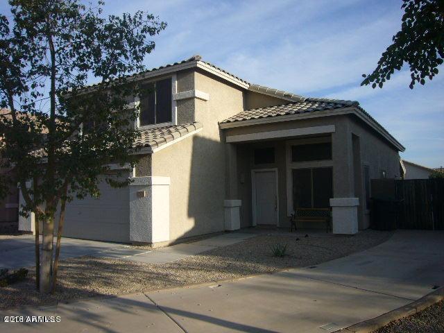 12731 W Hollyhock Drive, Avondale, AZ 85392 (MLS #5756042) :: The Everest Team at My Home Group