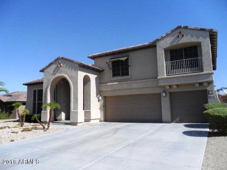 9556 W Blue Sky Drive, Peoria, AZ 85383 (MLS #5756464) :: Occasio Realty