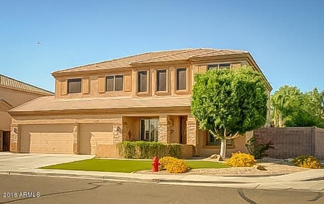 9408 W Melinda Lane, Peoria, AZ 85382 (MLS #5756510) :: The Daniel Montez Real Estate Group