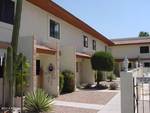 12619 N La Montana Drive #109, Fountain Hills, AZ 85268 (MLS #5756598) :: Occasio Realty