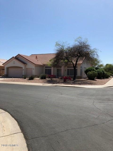 16115 W Huron Drive, Sun City West, AZ 85375 (MLS #5756913) :: Desert Home Premier