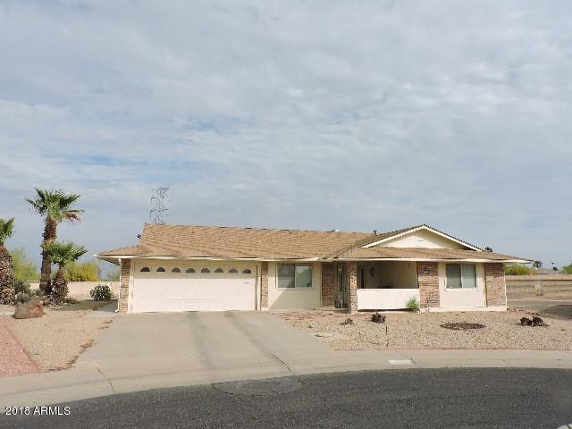 11126 W Nocturne Court, Sun City, AZ 85351 (MLS #5757208) :: Desert Home Premier