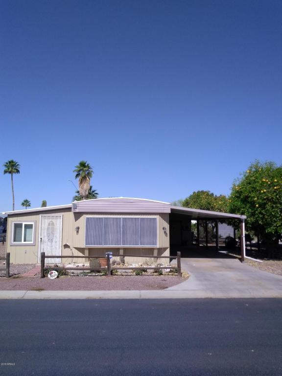 3600 N Montana Avenue, Florence, AZ 85132 (MLS #5757844) :: My Home Group