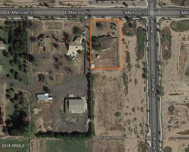 1759 E Melrose Street, Gilbert, AZ 85297 (MLS #5758118) :: The Jesse Herfel Real Estate Group
