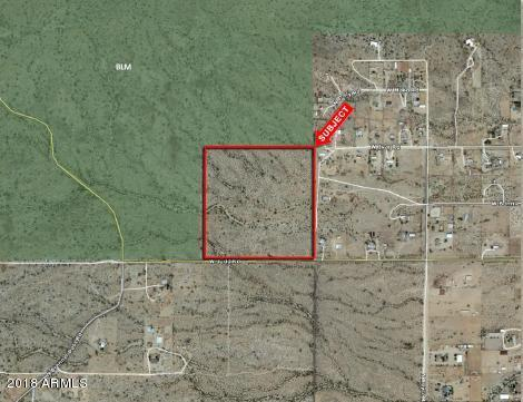 0 W Judd Road, Queen Creek, AZ 85142 (MLS #5758124) :: Yost Realty Group at RE/MAX Casa Grande