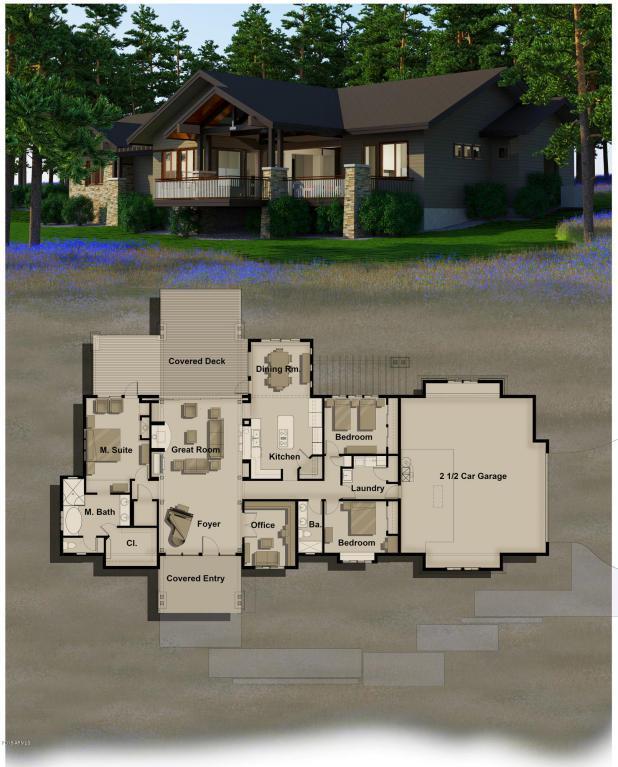 1114 N Heather Circle, Payson, AZ 85541 (MLS #5758965) :: My Home Group
