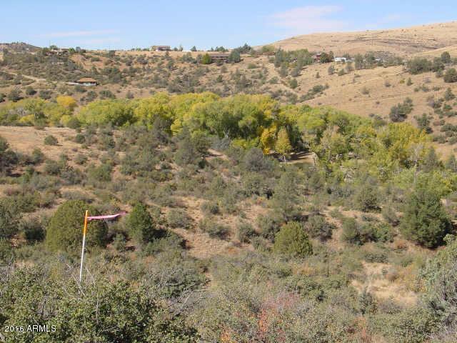0 N Amethyst Hills Drive, Prescott, AZ 86303 (MLS #5762286) :: Devor Real Estate Associates