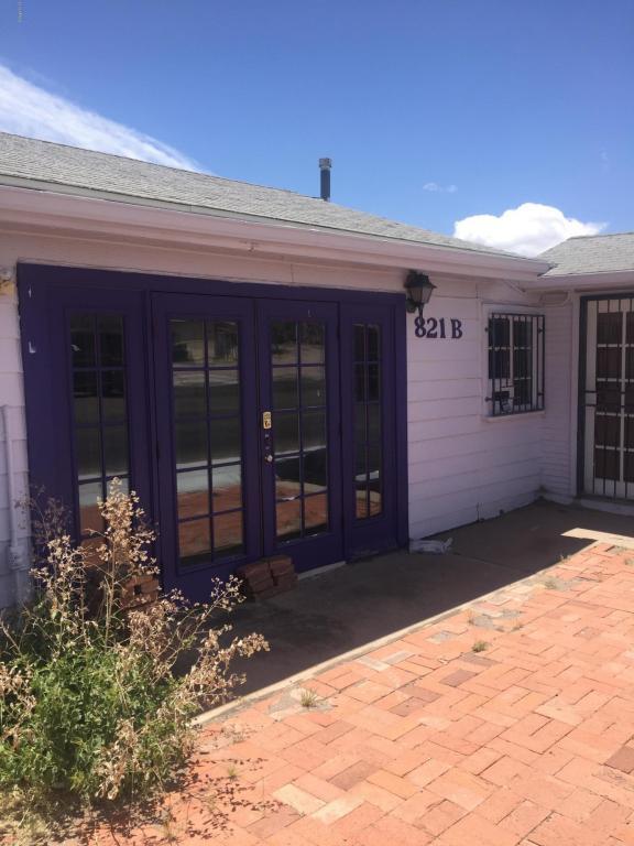 821 Az Hwy 92, Bisbee, AZ 85603 (MLS #5762324) :: The Garcia Group @ My Home Group