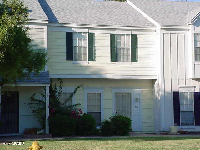 1600 N Saba Street #215, Chandler, AZ 85225 (MLS #5763088) :: My Home Group