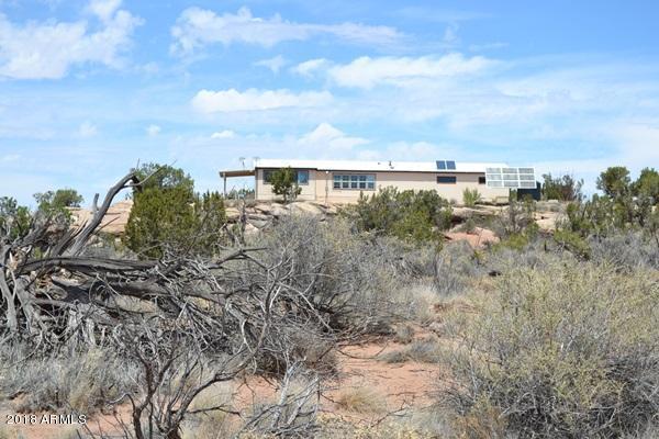 8533 Justin Lane, Snowflake, AZ 85937 (MLS #5765516) :: The Daniel Montez Real Estate Group