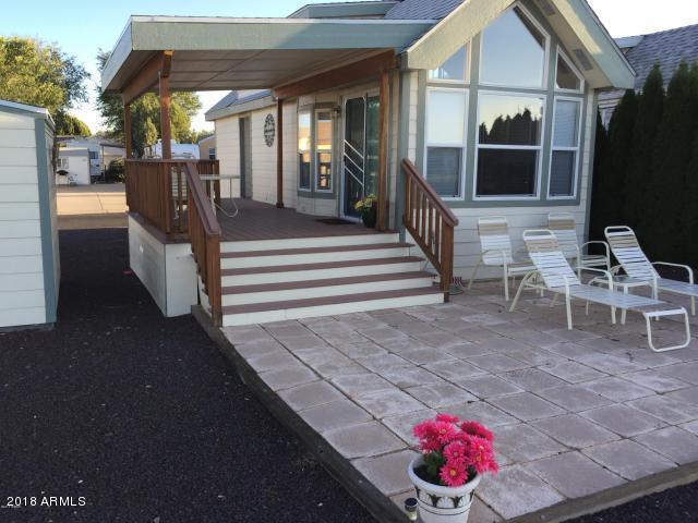 8232 Lake Front Dr. Lot #338, Show Low, AZ 85901 (MLS #5767181) :: The Daniel Montez Real Estate Group