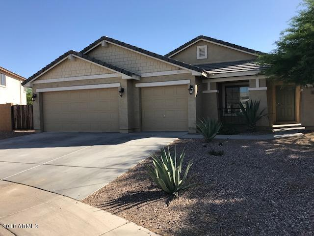 1415 N Hans Lane, Casa Grande, AZ 85122 (MLS #5767989) :: Yost Realty Group at RE/MAX Casa Grande