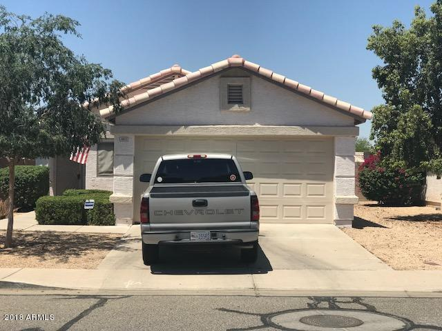 4802 N 84TH Drive, Phoenix, AZ 85037 (MLS #5769124) :: Riddle Realty