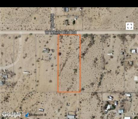0 W Whirly Bird Road, Maricopa, AZ 85138 (MLS #5769380) :: Yost Realty Group at RE/MAX Casa Grande