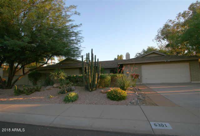 6301 E Sandra Terrace, Scottsdale, AZ 85254 (MLS #5769401) :: Cambridge Properties