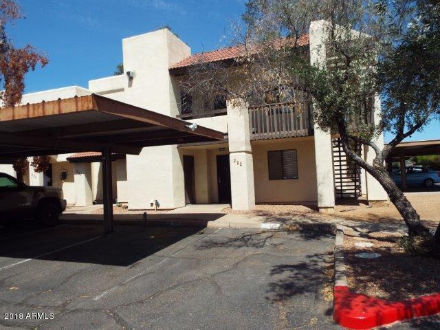 2201 W Union Hills Drive #126, Phoenix, AZ 85027 (MLS #5769650) :: Arizona 1 Real Estate Team