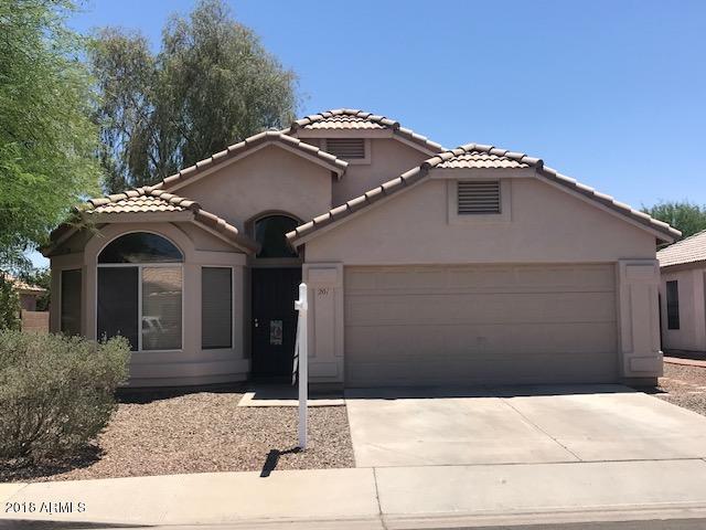 201 W Manor Street, Chandler, AZ 85225 (MLS #5770176) :: Kepple Real Estate Group