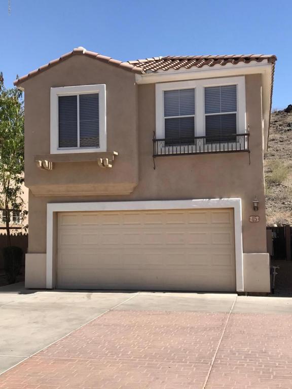45 W Mountain Sage Drive, Phoenix, AZ 85045 (MLS #5770258) :: Lux Home Group at  Keller Williams Realty Phoenix