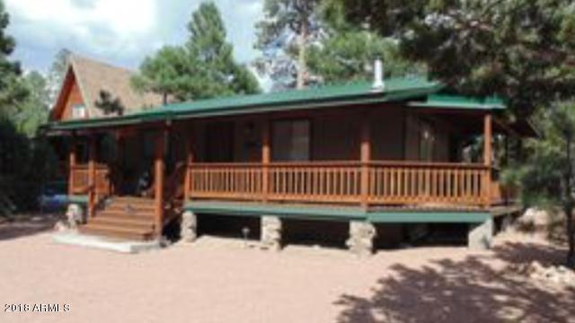 3327 Rim Lakes Drive, Overgaard, AZ 85933 (MLS #5770335) :: Yost Realty Group at RE/MAX Casa Grande