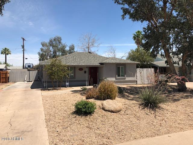 1332 E Whitton Avenue, Phoenix, AZ 85014 (MLS #5770408) :: Kepple Real Estate Group