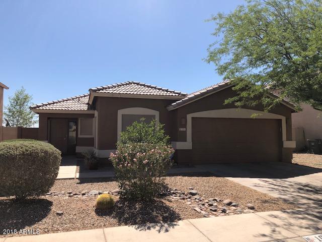 1014 N Desert Willow Street, Casa Grande, AZ 85122 (MLS #5770435) :: Yost Realty Group at RE/MAX Casa Grande