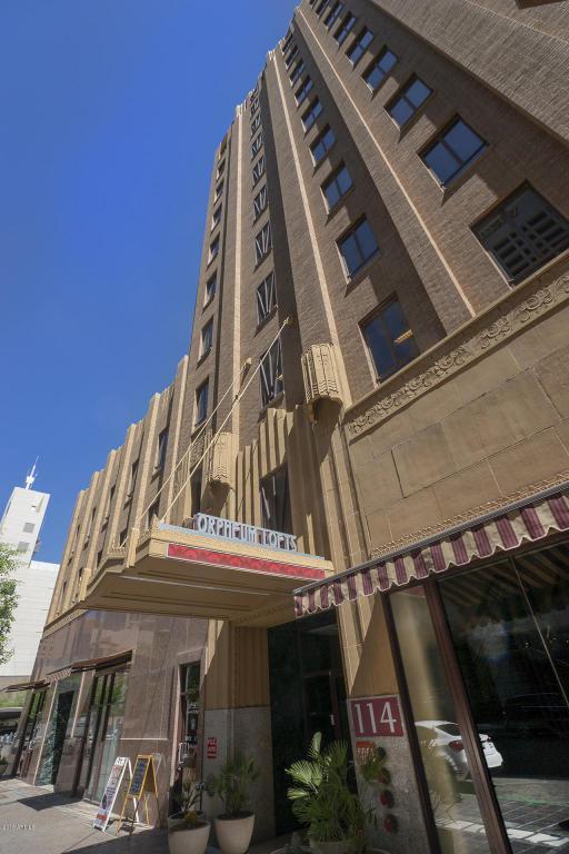 114 W Adams Street #905, Phoenix, AZ 85003 (MLS #5770570) :: The Carin Nguyen Team