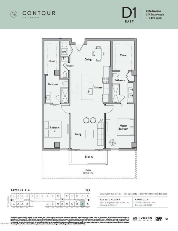 2300 E Campbell Avenue #429, Phoenix, AZ 85016 (MLS #5770683) :: Lux Home Group at  Keller Williams Realty Phoenix