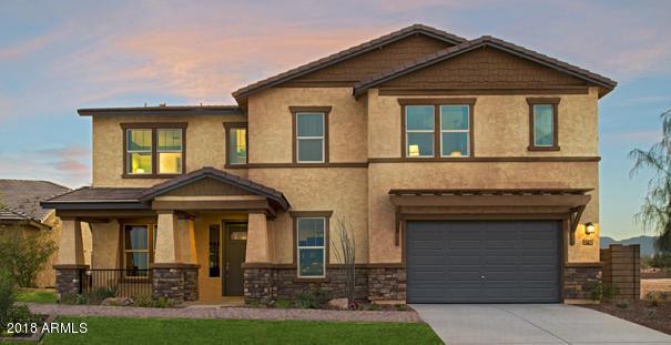 4164 N 182ND Lane, Goodyear, AZ 85395 (MLS #5770790) :: Five Doors Network