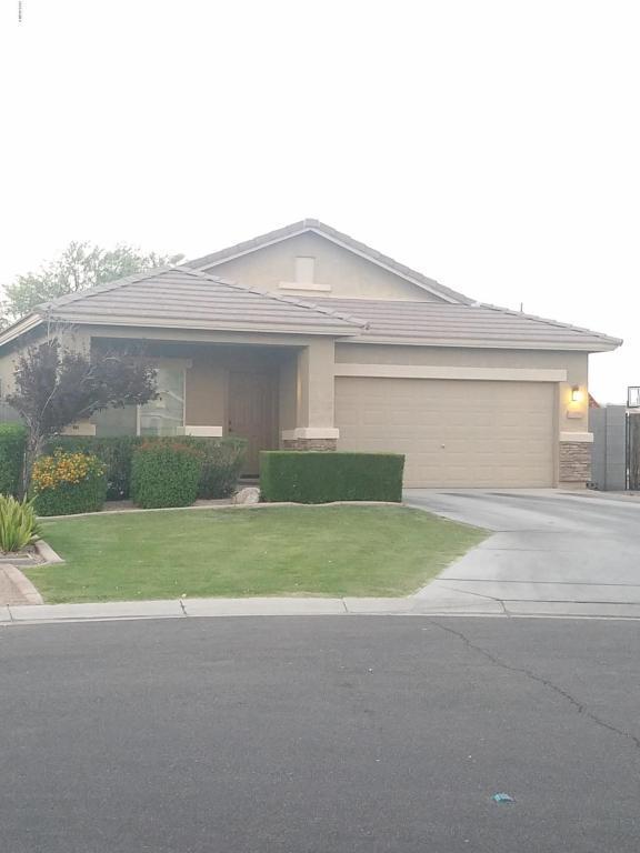 1590 W Paisley Drive, Queen Creek, AZ 85142 (MLS #5771193) :: The Pete Dijkstra Team