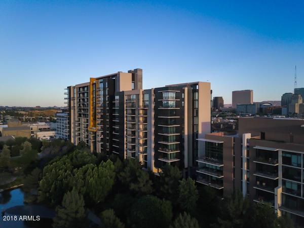 200 W Portland Street #511, Phoenix, AZ 85003 (MLS #5771348) :: The Carin Nguyen Team