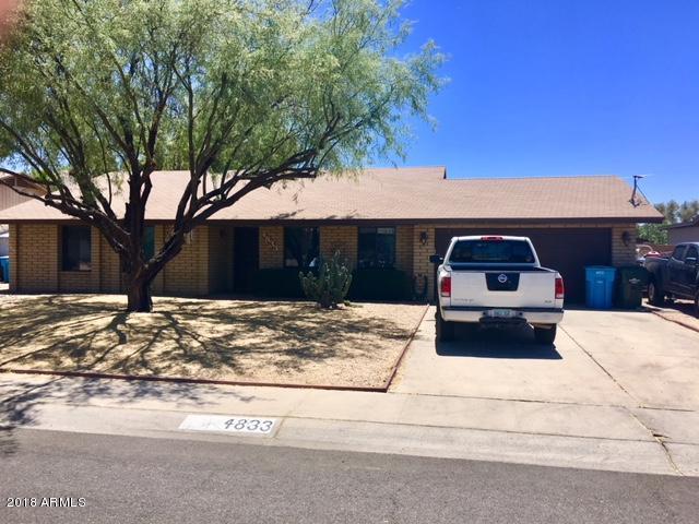 4833 E Kathleen Road, Scottsdale, AZ 85254 (MLS #5771576) :: Team Wilson Real Estate
